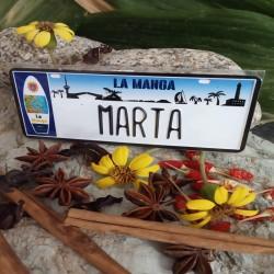 Personalizada Marta