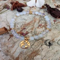 Pulsera Amuleto Opalite