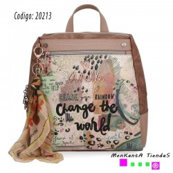 Anekke Jungle Mochila...